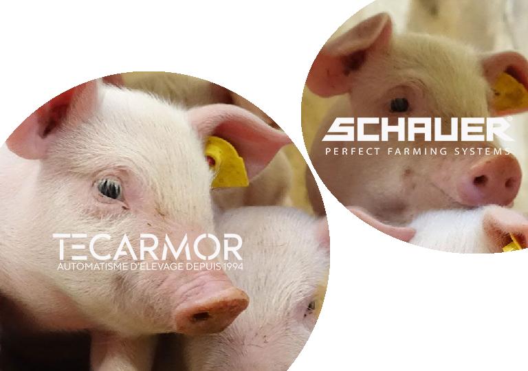 Schauer Agrotronic France - Tecarmor, distributeur exclusif Côtes d'Armor, en Bretagne.